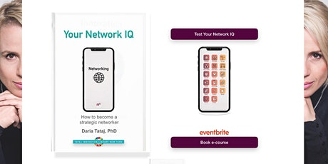 Your Network IQ - How to become a strategic networker tickets