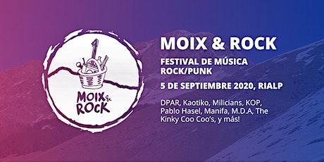 Moix&Rock Festival entradas