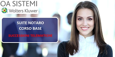 Corso Base Suite Notaro | Successioni Telematiche biglietti