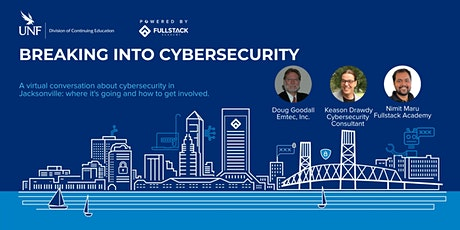 Breaking into Cybersecurity tickets