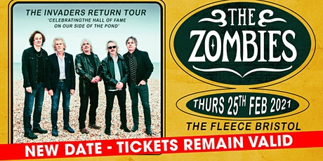 The Zombies - The Invaders Return Tour tickets