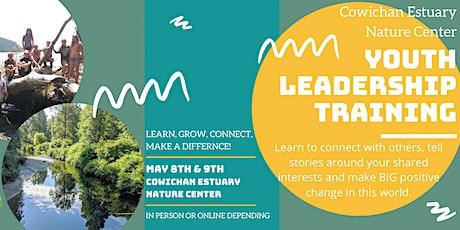 Youth Leadership Training!  tickets
