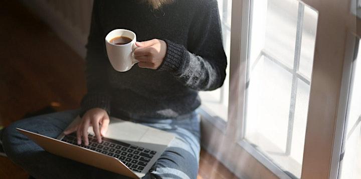 Menopause Café online image