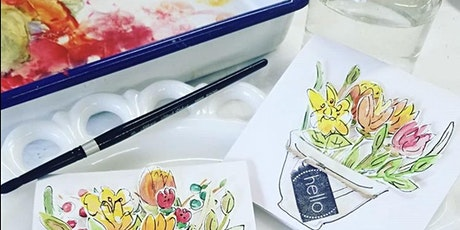 Intro to Watercolor Painting tickets