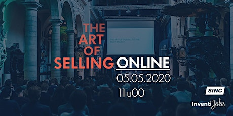 The Art of Selling - Online event tickets