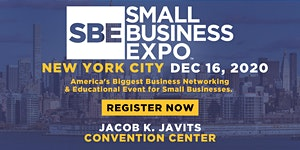 Small Business Expo 2020 - NEW YORK CITY