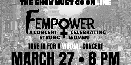 FemPower Concert - Donations tickets
