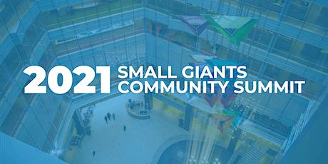 2021 Small Giants Community Summit: Purposeful tickets