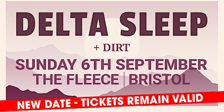 Delta Sleep  tickets