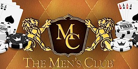 Free Poker! $200 Saturdays at The Men's Club Dallas tickets