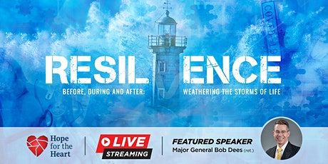 RESILIENCE Symposium - 3 hr.  Live Streaming tickets