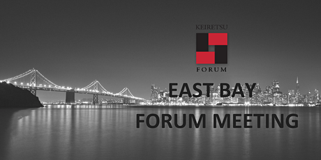 April 23, 2020 Keiretsu Forum East Bay *Virtual Meeting* tickets