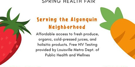 Healthy Change: A Fresh Food Pop-Up & Spring Health Fair tickets