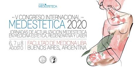V Congreso Internacional Medestética entradas