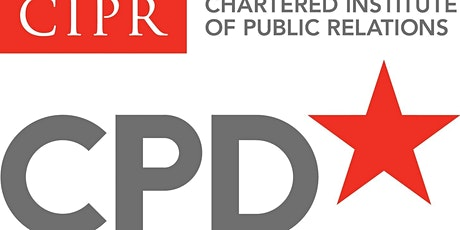 Introduction to PR Strategy & Campaign Planning tickets