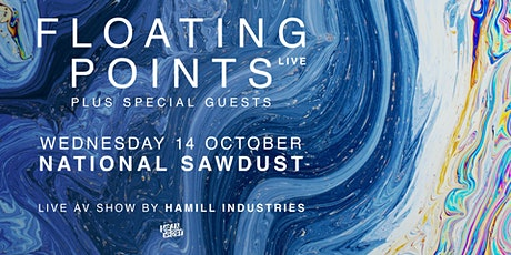 Floating Points Live - New Date tickets