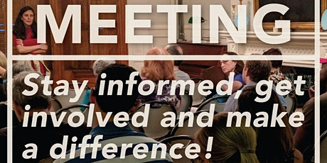 VIRTUAL Meeting: What The Census Means To You - Get In The Count! tickets