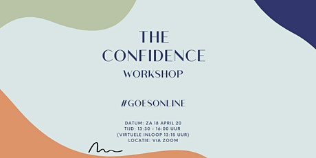The Confidence Workshop: step into your power! tickets