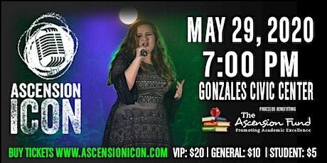 Ascension ICON 2020 tickets