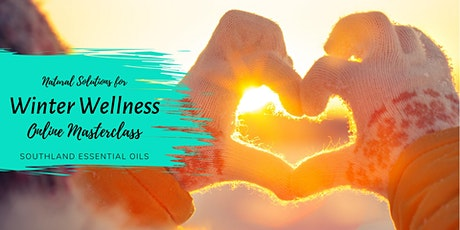 Natural Solutions for Winter Wellness tickets