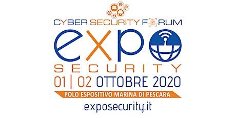 Expo Security e Cybersecurity Forum 2020 biglietti