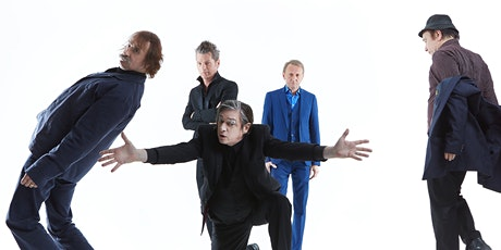 Einstürzende Neubauten - The Year Of The Rat Tour tickets