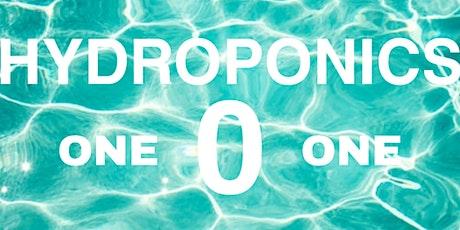 Hydroponics 101 tickets
