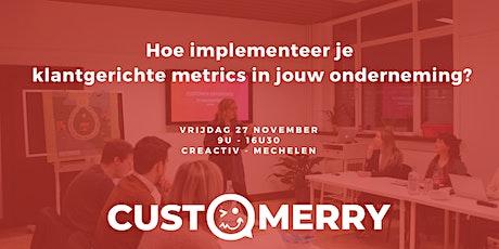 Hoe implementeer je klantgerichte metrics in jouw onderneming? tickets