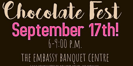 Piggyback Foundation of Youngstown Chocolate Fest tickets