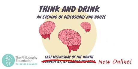 Philosophy at virtual Subplot 57: Think and Drink (online) tickets