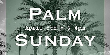 Resplendency Celebration: Psalm Sunday-ONLINE tickets