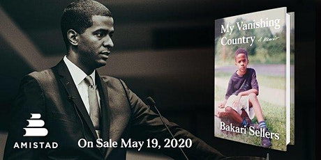 A Conversation with Bakari Sellers | My Vanishing Country tickets