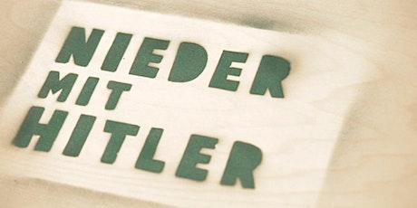 Stadtführung: Frankfurt unterm Hakenkreuz Tickets