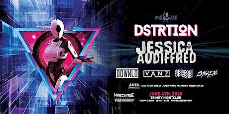 DSTRTION w/ Jessica Audiffred tickets