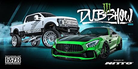 2020 DUB Show: Vehicle Registration. Albuquerque, New Mexico tickets