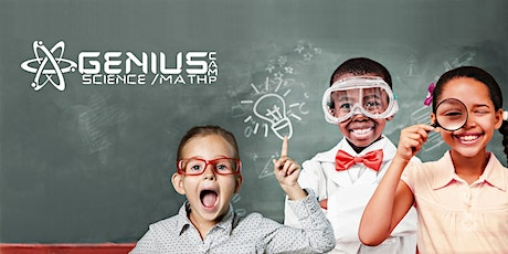GENIUS Science & Math Summer Camp tickets