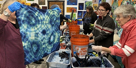 Indigo Dyeing Workshop tickets