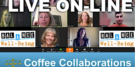 BalAnce LIVE ON-LINE Coffee Collaborations tickets