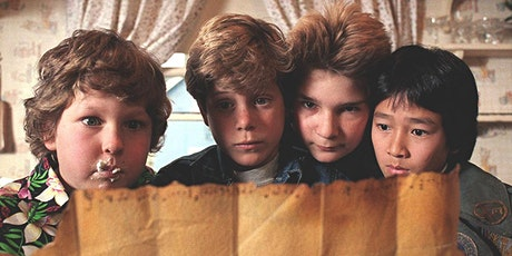 Canceled: The Goonies tickets