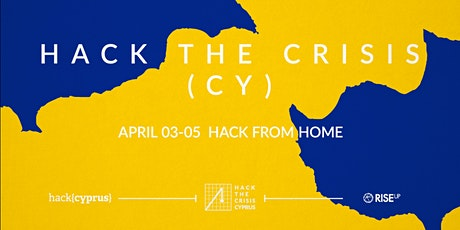 #HackTheCrisisCyprus hackathon tickets