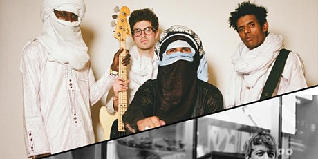 *CANCELLED* Mdou Moctar / Steve Gunn @ The Empty Bottle tickets