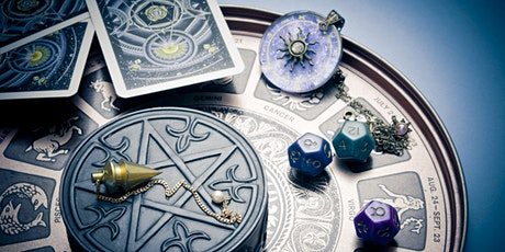 Tarot and Astrology with McCalla Saturnweb tickets