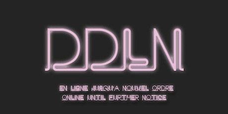 Danser Dans l'Noir - free dance event - ONLINE UNTIL FURTHER NOTICE billets