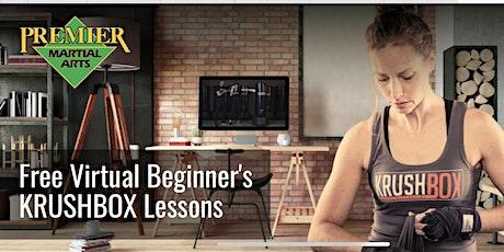 Free Virtual Beginner's KRUSHBOX Lessons tickets