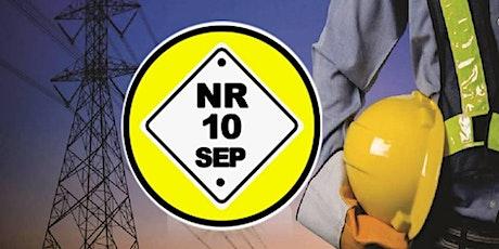 NR-10 Complementar: Segurança no Sistema Elétrico de Potência (SEP) e em Su ingressos