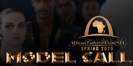 Model Casting Call:  African Fashion Expo STL  tickets