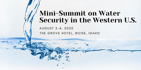 Western Water Summit tickets