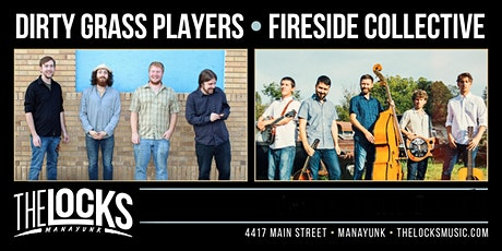 Dirty Grass Players and Fireside Collective co-bill tickets
