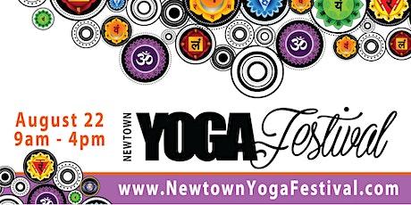 Newtown Yoga Festival 2020 tickets