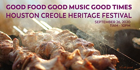 "7th Annual  ""Original"" Houston Creole Heritage Festival tickets"